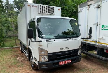 Isuzu elf freezer 2016 manual 14.5 f